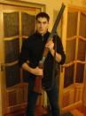 С таким ружьем шутить нельзя Боевое!