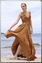 модель 010 цена 240$ материал - шелк, верх платья украшен стразами