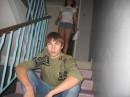 Я на фоне красивых ножек ))