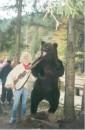 Охота на медведей...