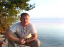 Киевское море вечером
