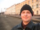 я на Киевской платформе, март 2010