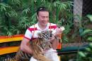 Я и тигра