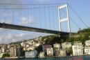 Стамбульские мосты через Босфор