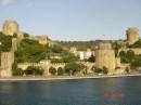 Крепость в Стамбуле