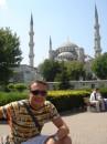 Голубая мечеть с шестью минаретами