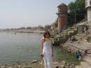 На берегу Ганга, Индия