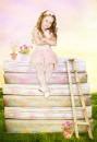 принцесса на горошине  модель: Яна Балабанова, 4 года, г.Одесса (создадим сказку для Вашего малыша.заказ детской фотосъемки по телефону: 050-46-