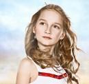 Дарина, 6 лет. студия Finegold продакшн фото и пост продакшн Екатерина Басанец  http://www.babyphotostar.com.ua/vote.php