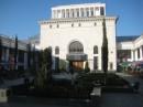 внутренний дворик на вокзале, Симферополь