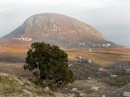Вид на медвідь гору з г. Красний камінь, Гурзуф