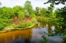 Одна из чистейших и красивейших рек Украины.