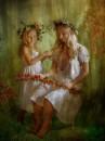 осенний сон  автор: Екатерина Басанец http://www.babyphotostar.com.ua/vote.php