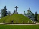 поле Полтавской битвы