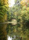 Парк Олександрія завжди заворожує своєю красою. Особливо мені подобається в ньому водойми, в яких об'єднується все прекрасне що є навкруги.