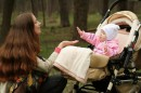 це не моя))Рітуська))донечка двоюрідної сестрички,народились майже в один день з Надійкою)