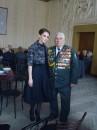 Ирина Бережная – Празднование в честь 65-летия Победы, г. Фастов, май_2010