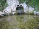 водопадик в парке