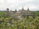 Замечательный вид на древний памятник истории...
