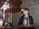 """СЕРГЕЙ КОТ  музыкант-певец- -песни КОЛЕЧКО и С ДНЕМ РОЖДЕНЬЯ экс-барабанщик \\\\\\\\\\\\\\\""""Михей и Джуманджи\\\\\\\\\\\\\\\"""" . Композитор, Поэт."""