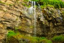 небольшой водопад в Камянце-Подольском