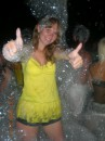 я люблю танцевать в пене)))))