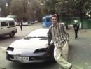 Мускулистый американский друг по имени Camaro :)