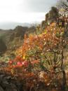 Умиротворённая осень на Карадаге