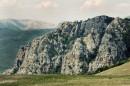 Крым. Долина привидений. июль 2009.