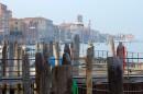 Венеция. Причал