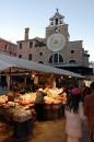 Венеция. Рынок