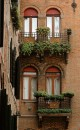 Венеция. Утопающий в зелени
