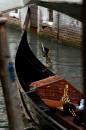 Венеция. Гондола