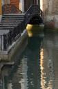 Венеция. Над волой