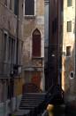 Венеция. Мост с ажурными перилами