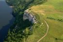 заказник Староушицкий скальный монастирь