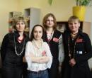 Відірвалися від редагування й верстки і йдемо на презентацію книги про козацьке коріння Миколи Гоголя :)))