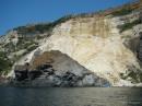 Прибрежные скалы недалеко от мыса Фиолент