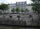 Париж. Набережная Сены.