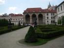 Прага. Вальдштейнский сад.