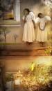 ...когда прилетают ангелы (фотограф Екатерина Басанец, студия Finegold продакшн)