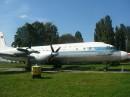 Пасажирський літак 50-х років Іл-18