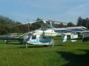 Вертоліт Ка-26 з гербом Києва