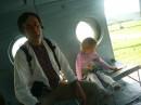 Трохи відчули себе пасажирами вертольота Мі-8