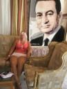 Мы с президентом Египта...