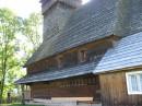 церква св.Михайла (18 ст.) - с.Негровець