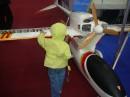 Літак-безпілотник, зроблений в НАУ