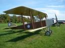 Модель літака часів Першої світової