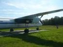 Шасі літака Ан-24