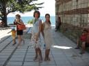 Ero ya i moya odna iz samix blizkix podrug v Bolgarii(konec Avgusta 2006)
